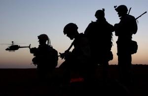 Militaire inzet in Irak