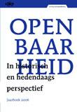 Cover_Openbaarheid
